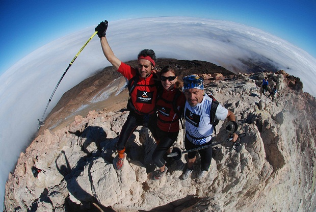 Cumbre del Teide_©Victoria Sánchez