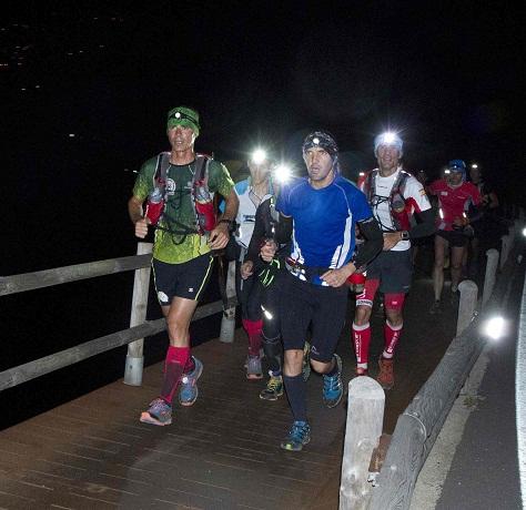 Primeros kilómetros de la Ruta 0-4-0_©Sergio González - Isidro Felipe Acosta