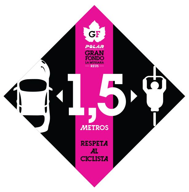 pegatina 1,5 GF