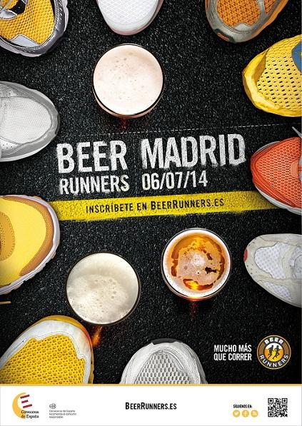 Cartel BR Madrid