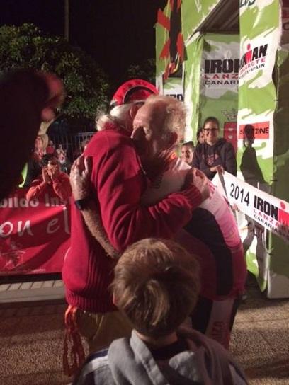 Ironman-Not just a physical battle but a mental one (Angela Loughran)