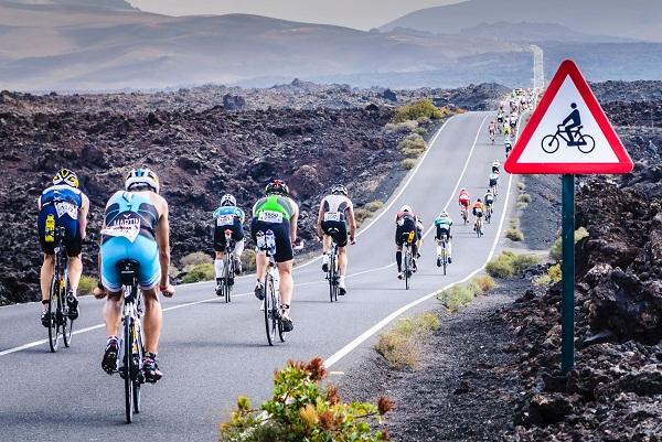 Peligro ! ciclistas