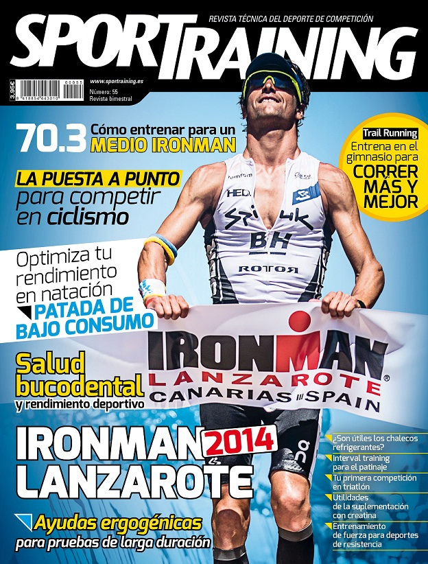 Sport Training nº 55 (julio-agosto 2014)