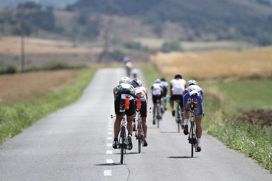 Segmento ciclista Vitoria