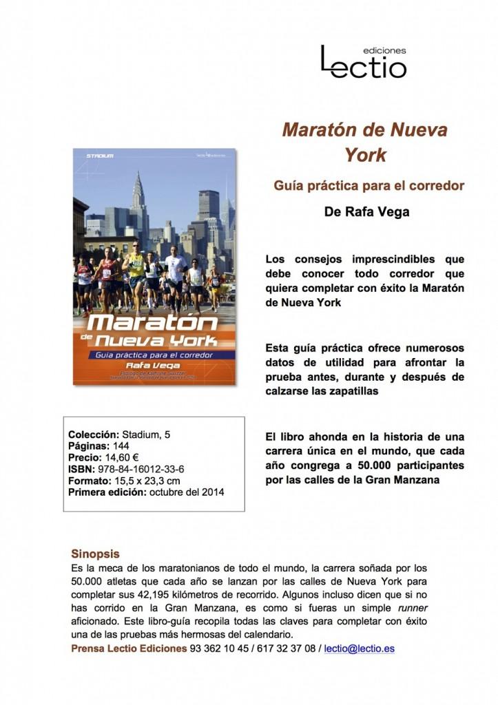 Ndp Maratón NY