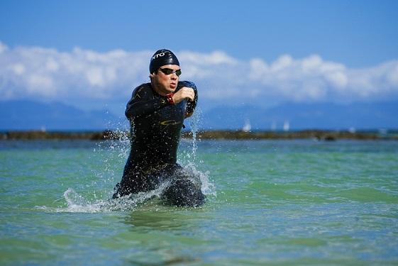 Suunto athlete - Javier Gomex