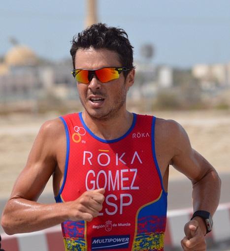 corriendo Abu Dhabi
