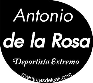 Logo antonio de la rosa_deportistaextremo