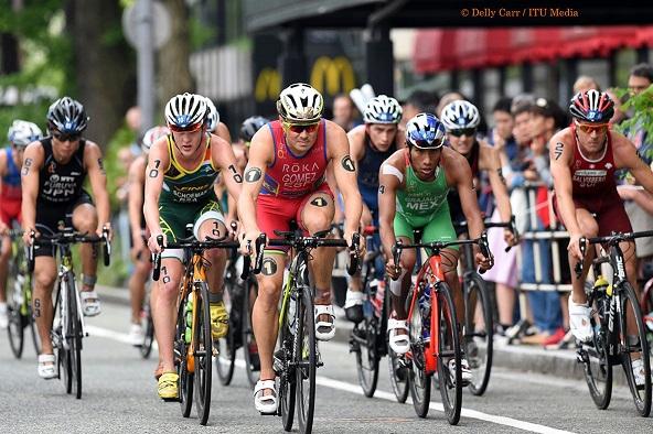 ciclismo en cabeza