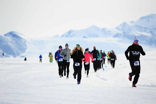 Corredores del Antarctic Ice Marathon 2015_1