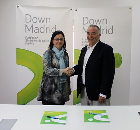 Down Madrid- Triatlón KM 0 Madrid