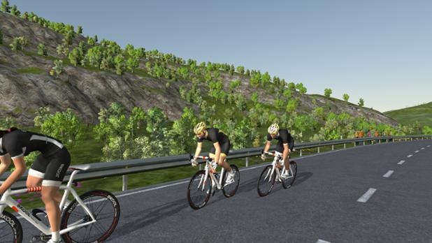 Simulador Bkool rodillo ciclismo