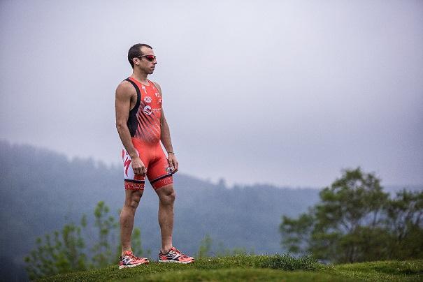 Rubén Ruzafa, triatleta de Skechers, Campeon de Europa de XTERRA