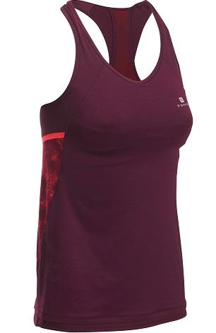 domyos-energy-xtreme-tshirt-purple