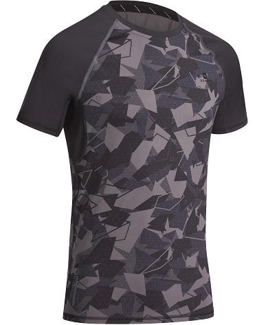 domyos-muscle-tshirt-printed