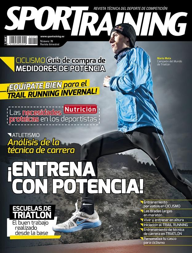 Sportrraining nº 70 (enero/febrero 2017)