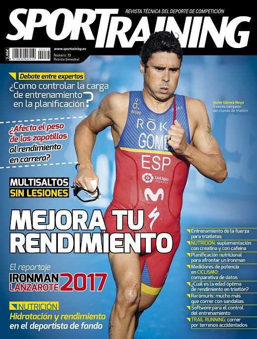 Sportraining nº 73 (julio/agosto 2017)