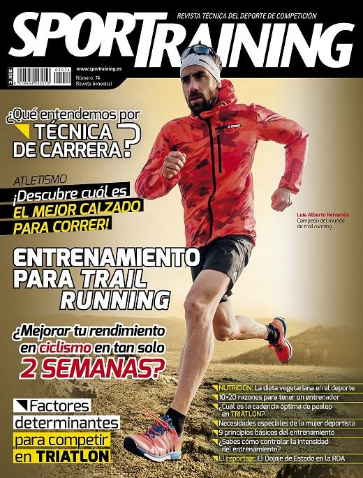 Sportraining nº 74 (septiembre/octubre 2017)