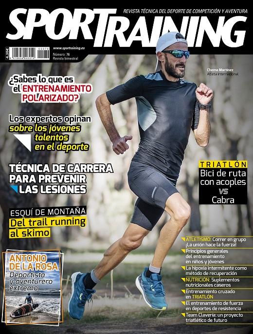 Sportraining nº 76 (enero/febrero 2018)
