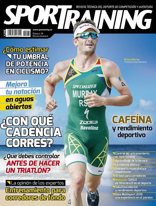 Sportraining nº 79 (julio/agosto 2018)