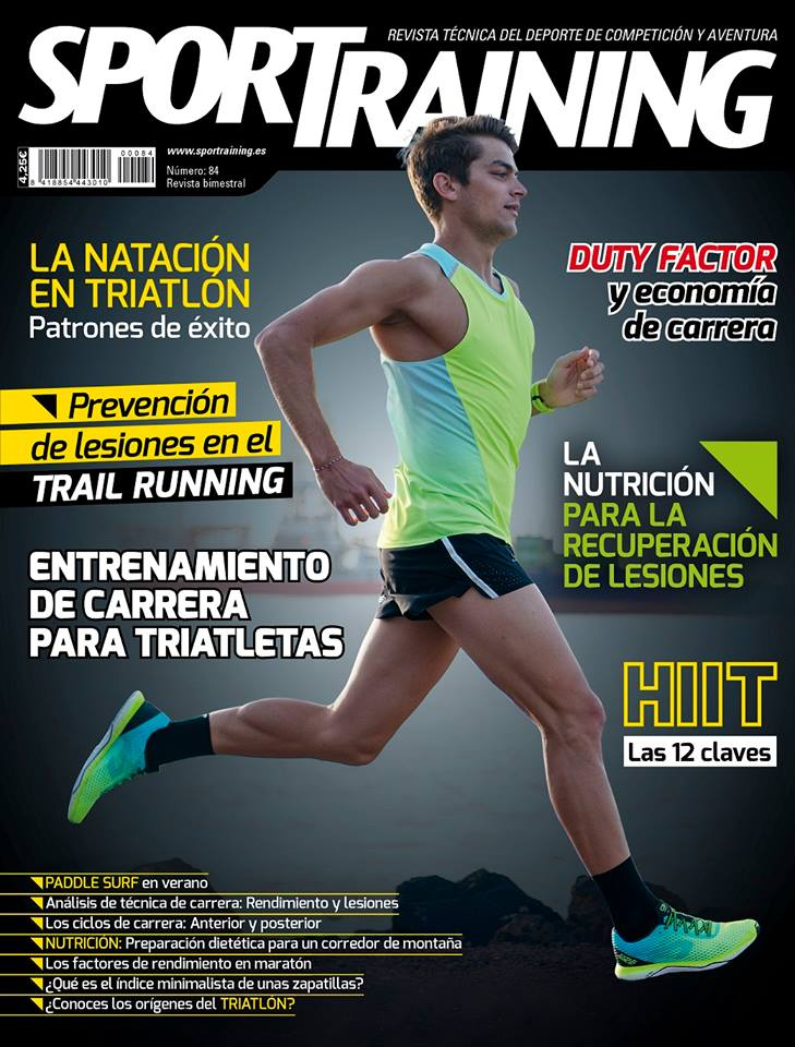 Sportraining nº 84 (mayo/junio 2019)
