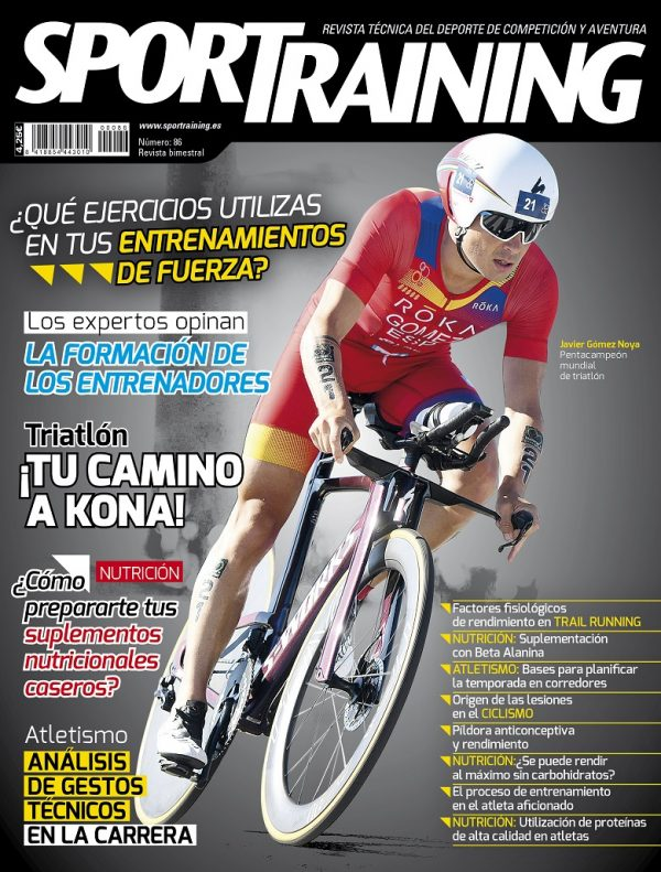 Sportraining nº 86 (septiembre/octubre 2019)