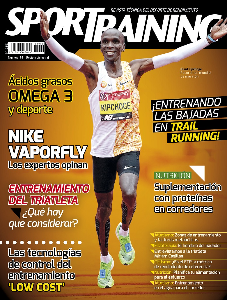 Sportraining nº 89 (marzo/abril 2020)