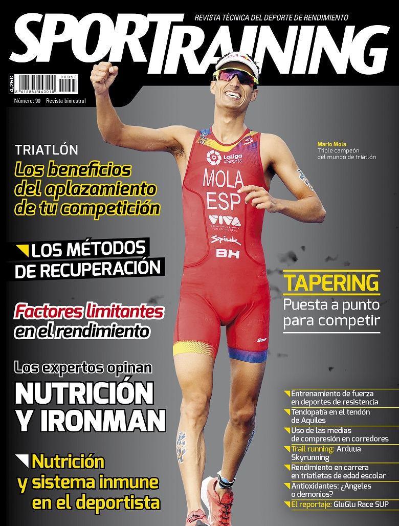 Sportraining nº 90 (mayo/junio 2020)