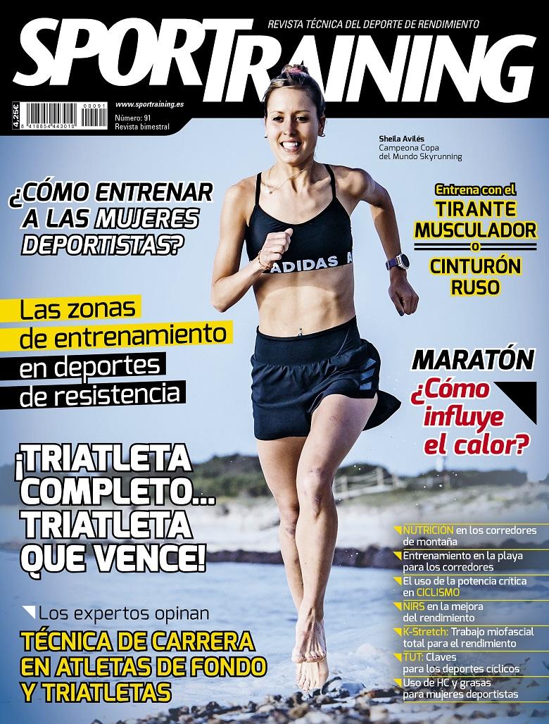 Sportraining nº 91 (julio/agosto 2020)