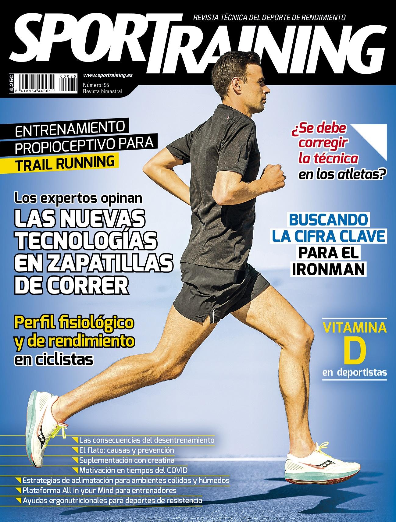 Sportraining nº 95 (marzo/abril 2021)
