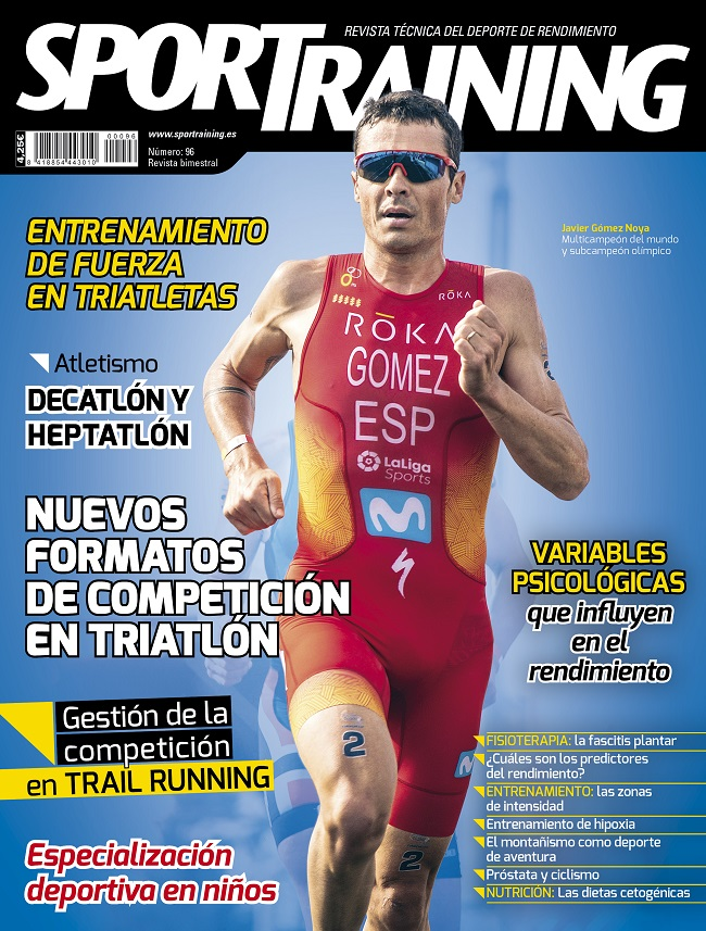 Sportraining nº 96 (mayo/junio 2021)