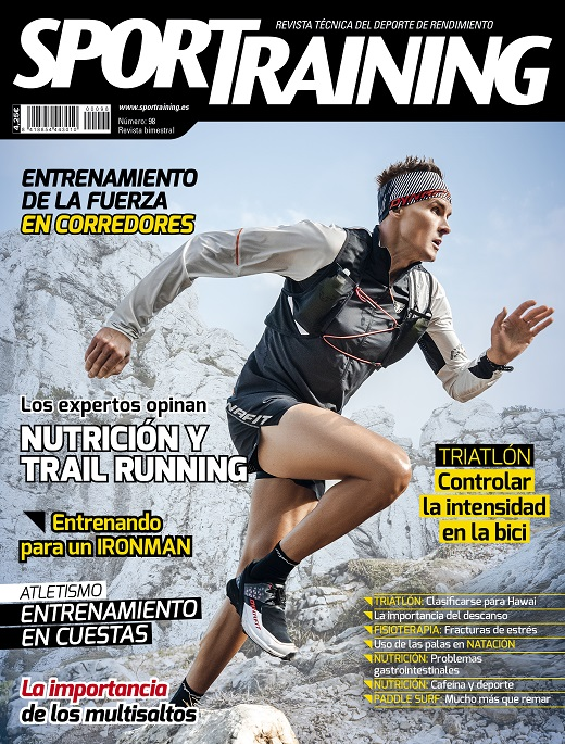 Sportraining nº 98 (septiembre/octubre 2021)